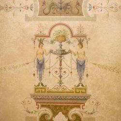 Polichromia w stylu pompejańskim